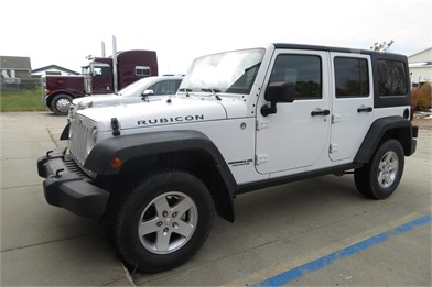 Jeep Wrangler Suv Auction Results 15 Listings Auctiontime Com