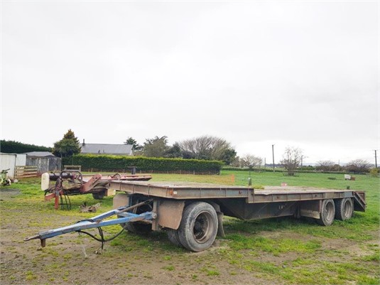 1998 Transport Trailers other - Trailers for Sale