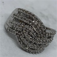 14KT WHTE GOLD 2.00CTS DIAMOND RING