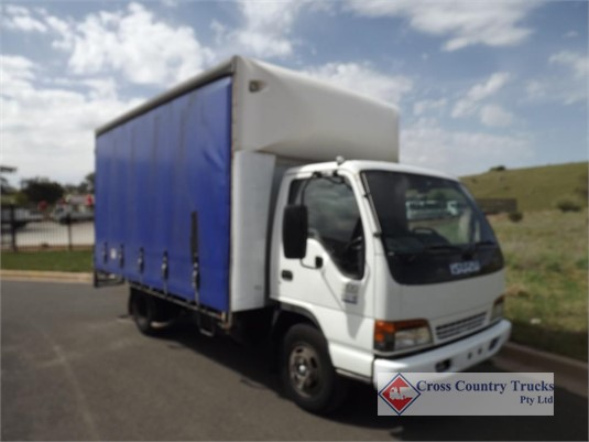 2002 Isuzu NPR300 Cross Country Trucks Pty Ltd  - Trucks for Sale