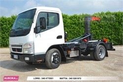 MITSUBISHI|FUSO CANTER FE73DY  used