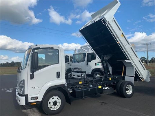 2018 Isuzu FRR 107 210 SWB Tipper - Trucks for Sale