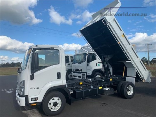 2018 Isuzu FRR 107 210 SWB Tipper South West Isuzu - Trucks for Sale