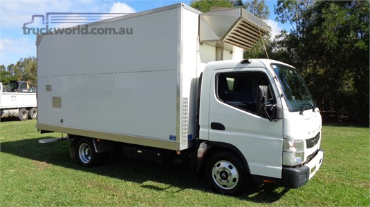 2014 Fuso Canter 615 - Trucks for Sale