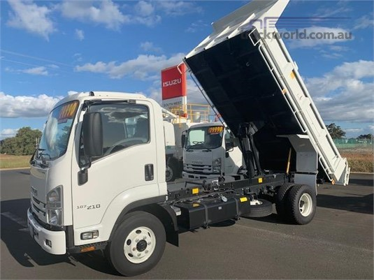 2018 Isuzu FRR 107 210 SWB Tipper South West Isuzu - Trucks for Sale