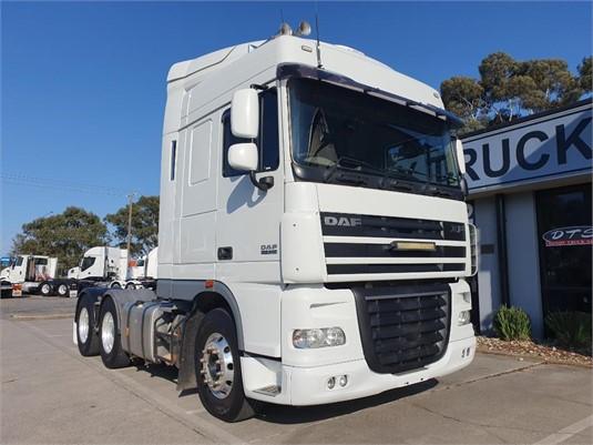 2015 DAF XF105 - Trucks for Sale