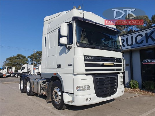 2015 DAF XF105 Dandy Truck Sales - Trucks for Sale