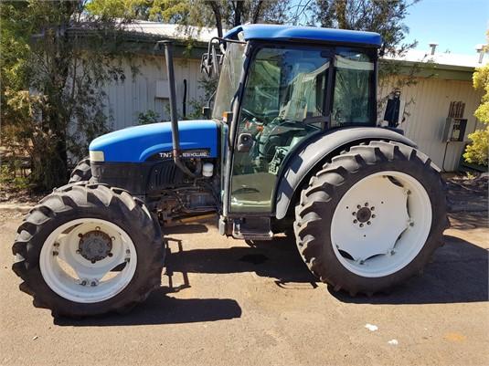 2001 New Holland TN75  - Farm Machinery for Sale