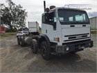 Iveco Acco 8x4 8x4|Cab Chassis