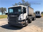 Scania P113M310 8x4|Cab Chassis