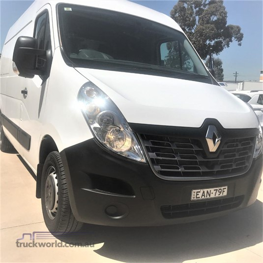 2018 Renault Master X62 - Light Commercial for Sale