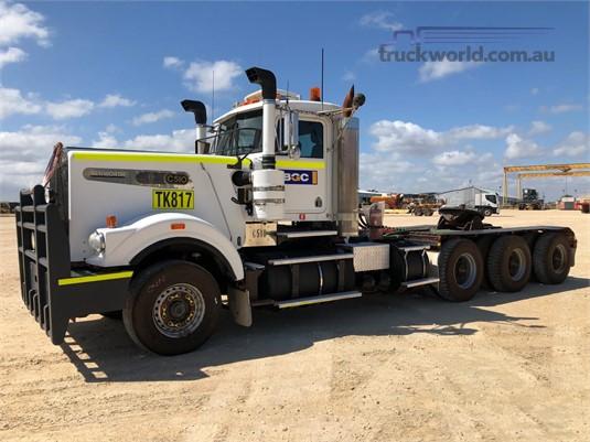 2012 Kenworth C510 - Trucks for Sale