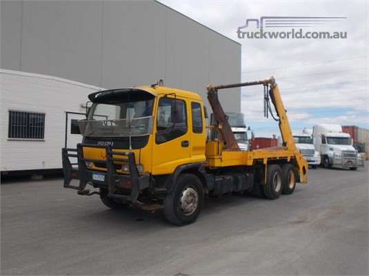 1999 Isuzu FVZ1400A West Coast Trucks and Commercials - Trucks for Sale