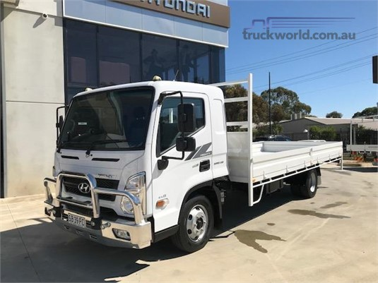 2018 Hyundai Mighty EX8 Super Cab XLWB AD Hyundai Trucks & Commercial Vehicles - Trucks for Sale