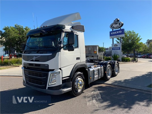 2015 Volvo FM450 Volvo Commercial Vehicles - Newcastle - Trucks for Sale