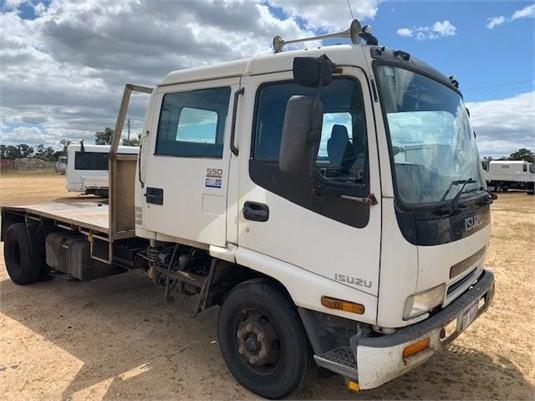 2001 Isuzu FRR 550 Crew - Trucks for Sale