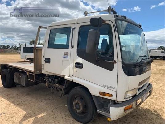 2001 Isuzu FRR 550 Crew South West Isuzu - Trucks for Sale