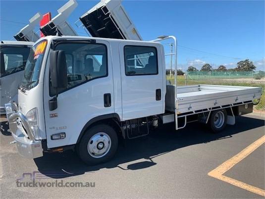 2019 Isuzu NNR 45 150 AMT CREW South West Isuzu - Trucks for Sale