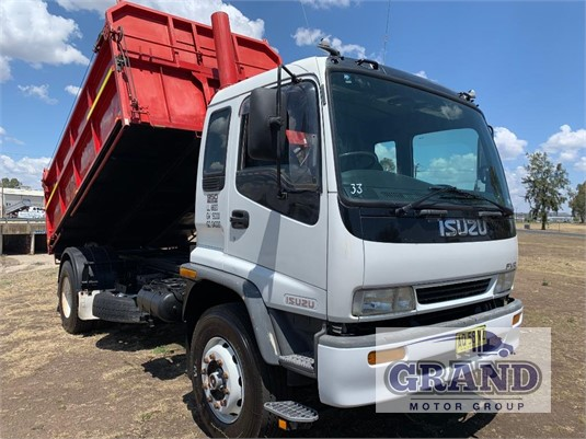 1998 Isuzu FVR 950 Grand Motor Group - Trucks for Sale
