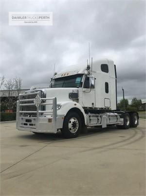 2013 Freightliner Coronado Daimler Trucks Perth  - Trucks for Sale