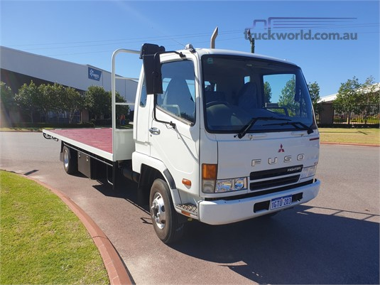 2008 Fuso Fighter FK6.0 - Trucks for Sale