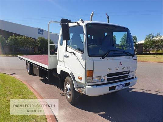 2008 Fuso Fighter FK6.0 Daimler Trucks Perth - Trucks for Sale
