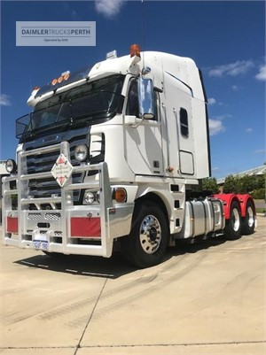 2014 Freightliner Argosy Daimler Trucks Perth - Trucks for Sale