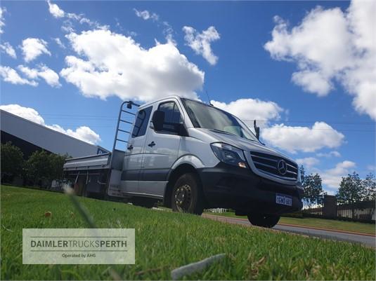 2016 Mercedes Benz Sprinter Daimler Trucks Perth - Trucks for Sale