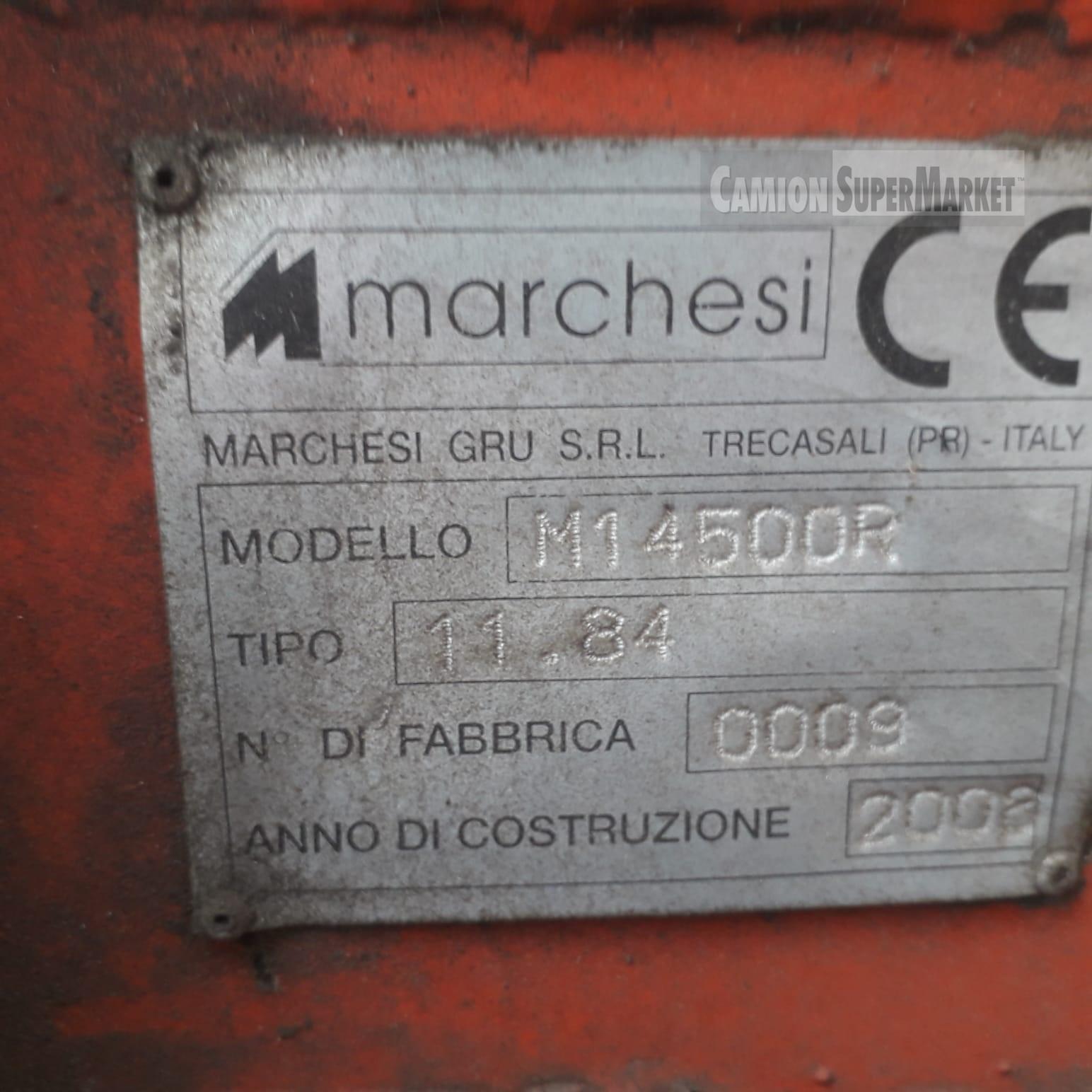 MARCHESI M14500R Usato 2008