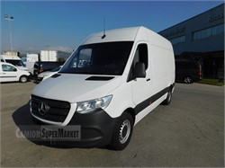 MERCEDES-BENZ SPRINTER 316  used