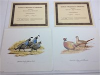 (2) 1984 R.l. Kothenbeutal Limited Prints