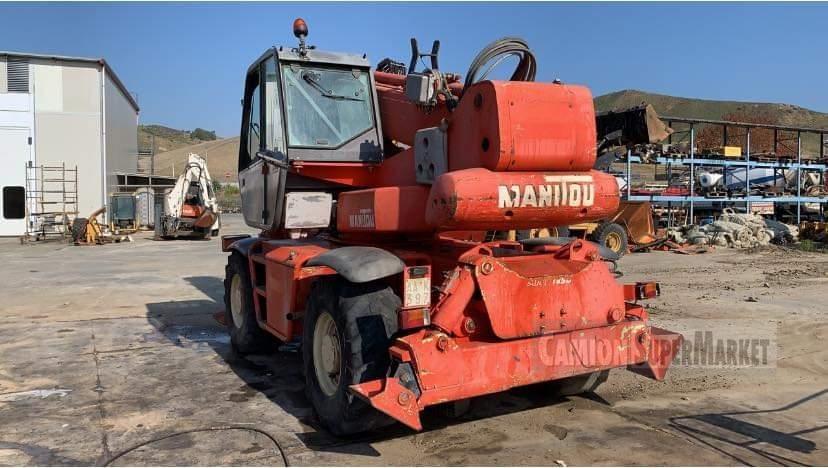 Manitou MRT1850 Uzywany 2001