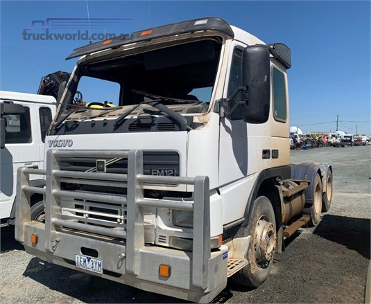 2001 Volvo FM12 - Wrecking for Sale