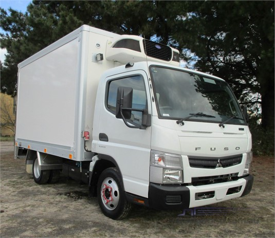 2015 Fuso Canter 515 Wide - Trucks for Sale