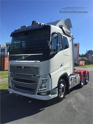 2016 Volvo FH600 - Trucks for Sale