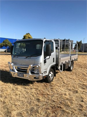 2019 Isuzu NPR - Trucks for Sale