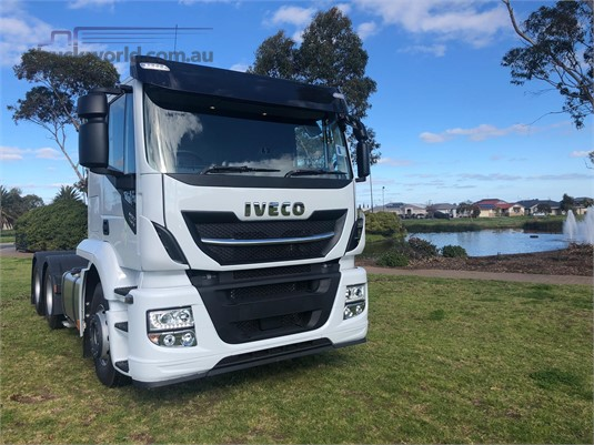 2019 Iveco Stralis 460 - Trucks for Sale