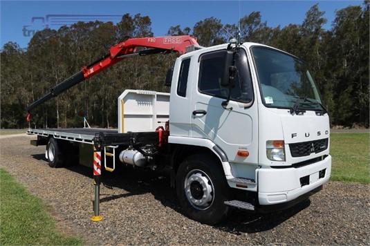 2014 Fuso Fighter FM1627 - Trucks for Sale
