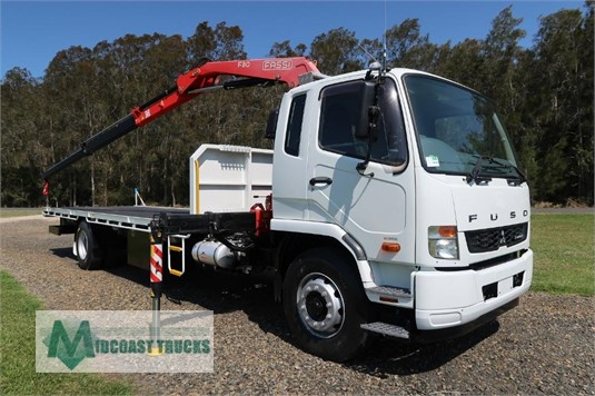 2014 Fuso Fighter FM1627 Midcoast Trucks - Trucks for Sale