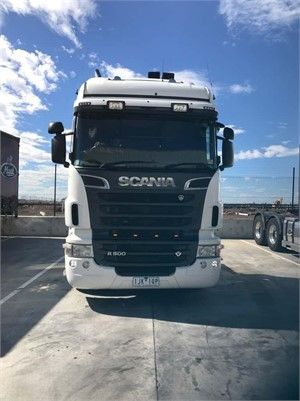 2012 Scania R500 - Trucks for Sale
