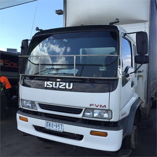 1997 Isuzu FVM 1400 - Trucks for Sale