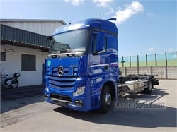 MERCEDES-BENZ ACTROS 1842  used