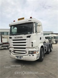 SCANIA R580  used