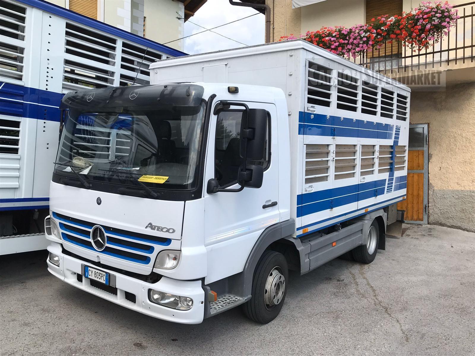 Mercedes-Benz ATEGO 1018