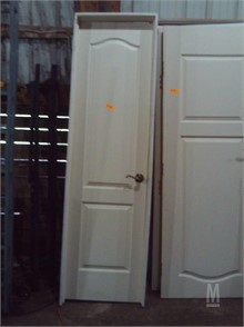 80x235 Solid Door With Casing Handle Other Items For