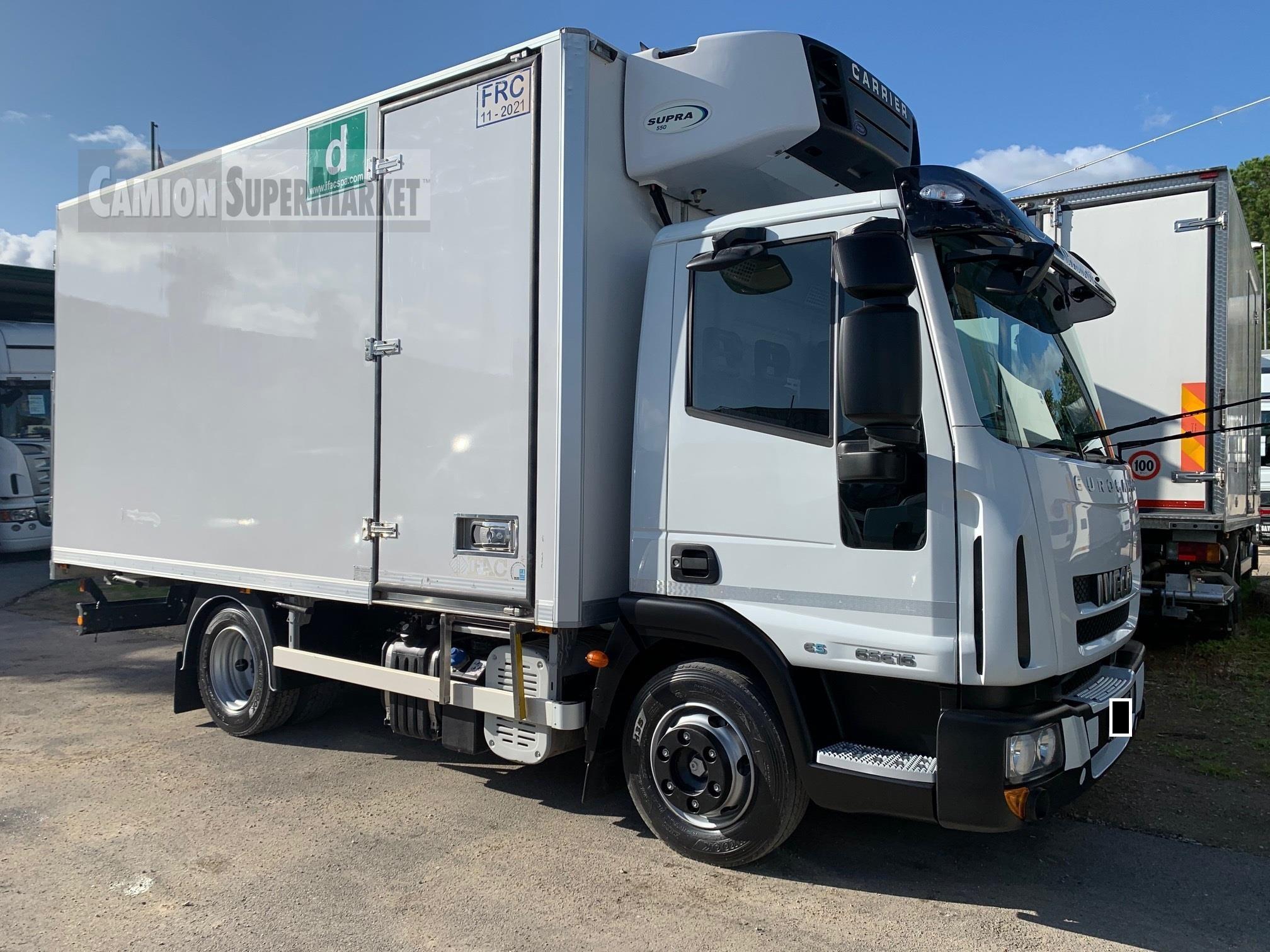 Iveco EUROCARGO 65E16 used 2012
