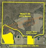 Northwest Ohio Land Auction