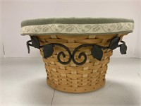 3 baskets-wall vase basket with