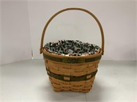 5 Christmas baskets