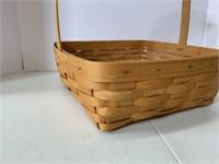 3 baskets-cake, pie and medium